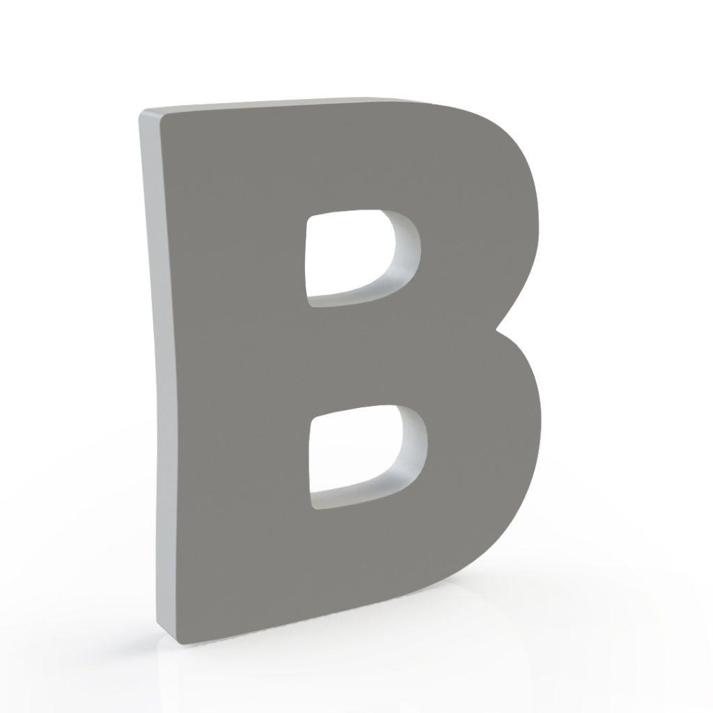 A big, grey