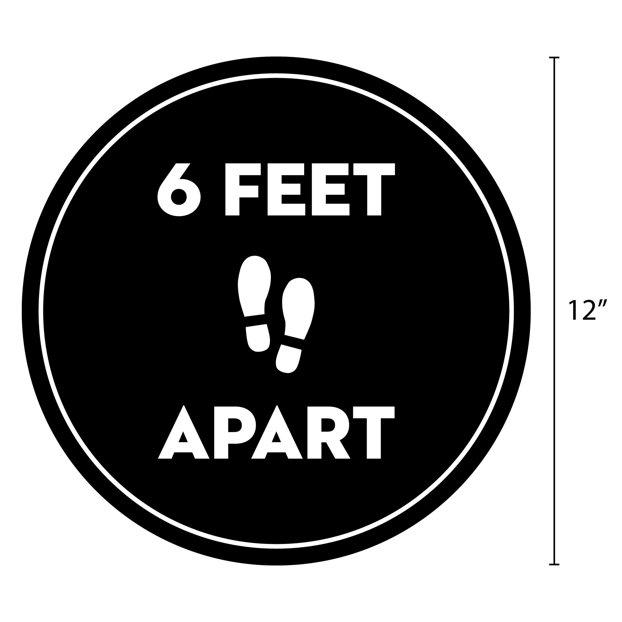 Floor graphic covid-01